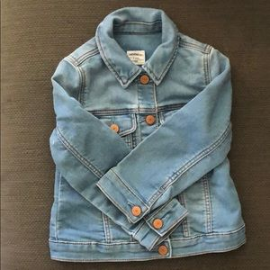 Baby Gap Girls 4T Jean Jacket